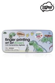NPW Dinosaur Fingerprint Set