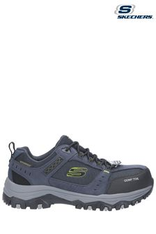 Skechers® Greetah Lace-Up Hiker Boots With Composite Toe