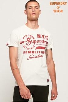 Superdry Demolition Crew T-Shirt