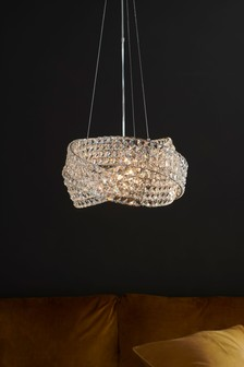 Ceiling lights led pendent hanging lights next venetian 5 light chandelier mozeypictures Images