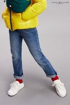 Tommy Hilfiger Blue Harper Straight Jeans