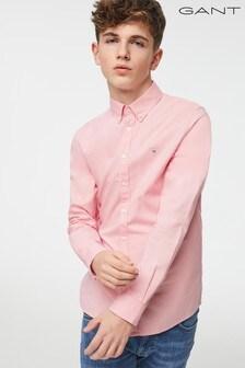 GANT Teen Unisex Archive Oxford B.D Shirt