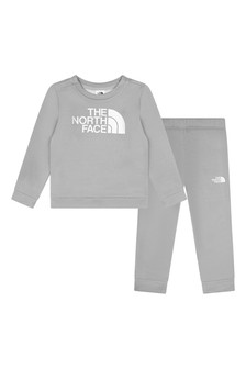 Boys Grey Tracksuit