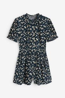 Floral Playsuit (3-16yrs)
