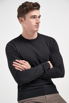 Cotton Rich Crew Jumper