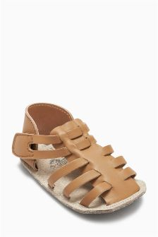 Pram Huarache Sandals (Younger)