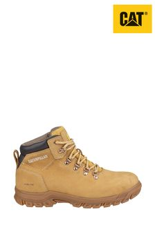 CAT® Yellow Mae Lace-Up Safety Boots