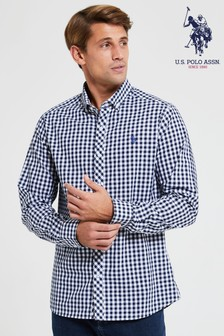 U.S Polo Assn. Gingham Shirt