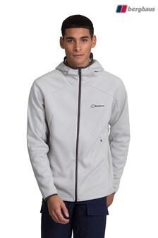 Berghaus Grey Callabee Hooded Fleece Jacket
