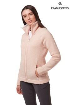 Craghoppers Pink Alphia Fleece Jacket