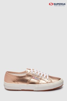 Superga® Metallic 2750 Cotu Classic Trainer