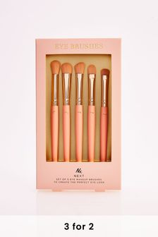 Set of 5 NX Eyeshadow Brushes