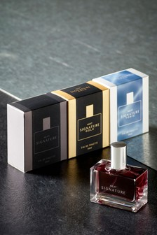 Set of 3 Signature Mens 30ml Eau De Toilette