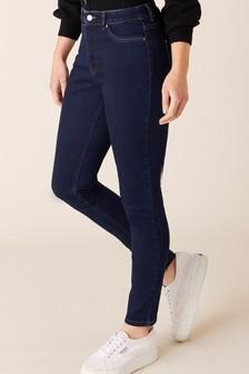 Monsoon Blue Iris Skinny Jeans