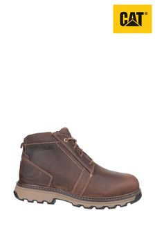 CAT® Brown Parker Boots