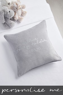 Personalised Nursery Cushion