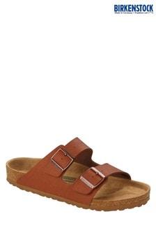 Birkenstock® Ginger Brown Arizona Sandals