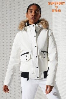 Superdry Everest Down Snow Bomber Jacket
