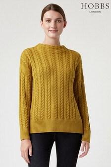 Hobbs Dijon Abigail Sweater