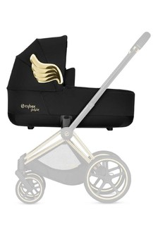 Cybex Black Wings Priam Lux Carry Cot
