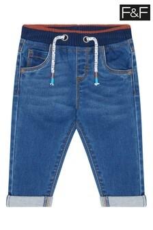 F&F Denim Jogger Jeans