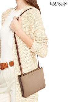 Lauren Ralph Lauren® Clay Nylon Carter Crossbody Bag