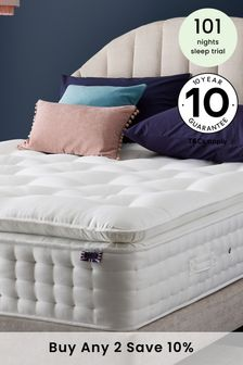The Superior Deluxe 4500 Medium Mattress