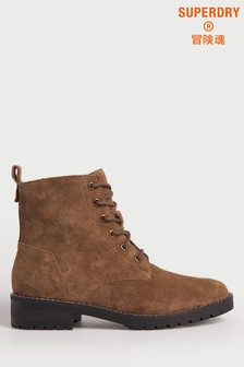 Superdry Commando Boots