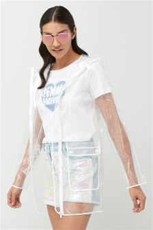 Translucent Rain Jacket