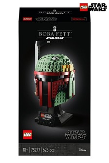 LEGO 75277 Star Wars Boba Fett Helmet Collectors  Set