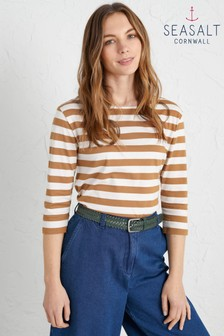 Seasalt Tan Sailor Top