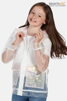 Regatta Hallow Transparent Waterproof Jacket