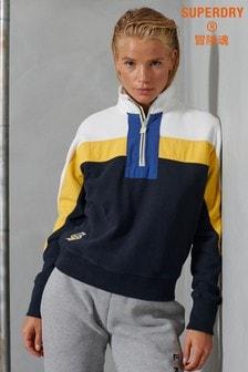 Superdry Sportstyle Dolmon Funnel Sweatshirt
