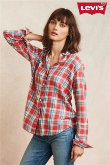Levi's® Red Check Shirt