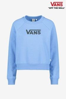 Vans Fly Logo Long Sleeve Crew Sweater