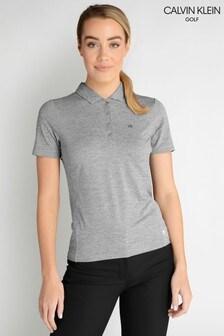 Calvin Klein Golf Alber Short Sleeve Polo