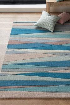 Multi Stripe Rug