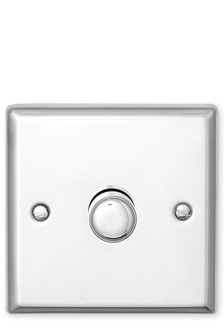 Single Halogen Dimmer Light Switch