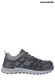 Skechers® Bulken-Lyndale Lace-Up Athletic Trainers Work/Safety Toe