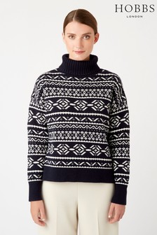 Hobbs Blue Halley Sweater