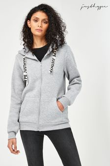 Hype. Full Zip Hoody