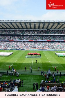 Twickenham Stadium Tour For Two Adults Gift Experience by Virgin Experience Days