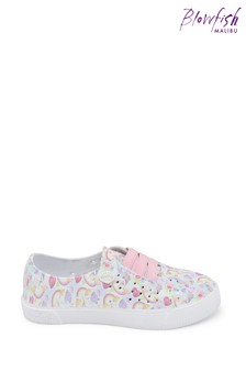 Blowfish Yellow Rioo-K Kids Eva Sneakers