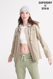 Superdry Desert Shacket