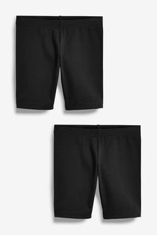 2 Pack Cycle Shorts (3-16yrs)