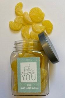Sentiments Lemon Slices Sweet Jar