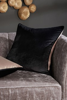 Mila Twin Velvet Square Cushion