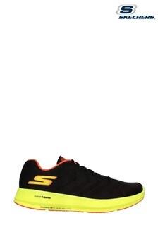 Skechers® Black Go Run Razor + Trainers