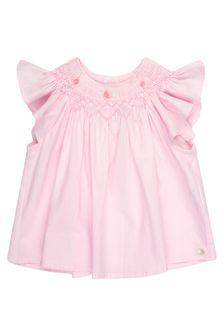 Tartine et Chocolat Baby Girls Pink Cotton Set