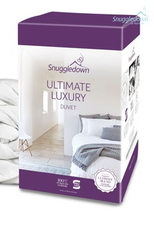 Snuggledown Ultimate Luxury 4.5 Tog Duvet